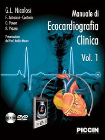 Manuale di ecocardiografia clinica. Con DVD - Daniela Pavan |