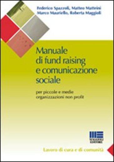 Manuale di fund raising e comunicazione sociale