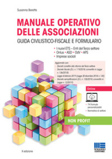 Manuale operativo delle associazioni. Con aggiornamento online
