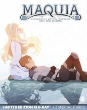 Maquia (Blu-Ray)(limited edition) (+3 special cards)