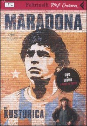Maradona. DVD. Con libro - Emir Kusturica |