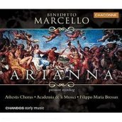 Marcello: arianna (commedia in musica)