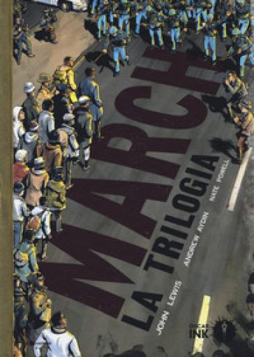 March. La trilogia - John Lewis |