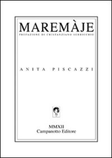 Maremàje - Anita Piscazzi   Kritjur.org