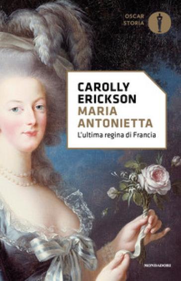 Maria Antonietta - Carolly Erickson   Rochesterscifianimecon.com
