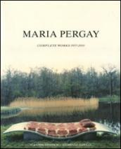 Maria Pergay. Complete works 1957-2010