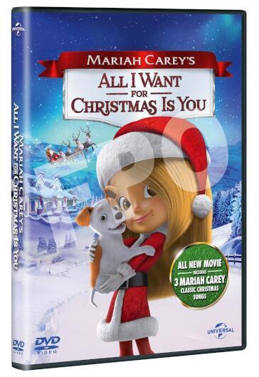 Mariah Carey's - All I want for Christmas is you (DVD)
