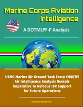 Marine Corps Aviation Intelligence: A DOTMLPF-P Analysis - USMC Marine Air Ground Task Force (MAGTF) Air Intelligence Analysis Reveals Imperative to Refocus ISR Support for Future Operations