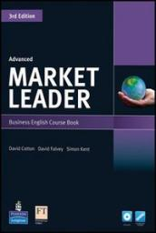 Market leader. Upper intermediate. Course book. Per le Scuole superiori. Con DVD-ROM