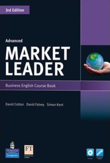 Market leader. Upper intermediate. Coursebook. Per le Scuole superiori. Con 2 DVD-ROM