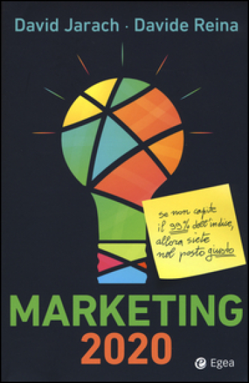 Marketing 2020 - David Jarach |