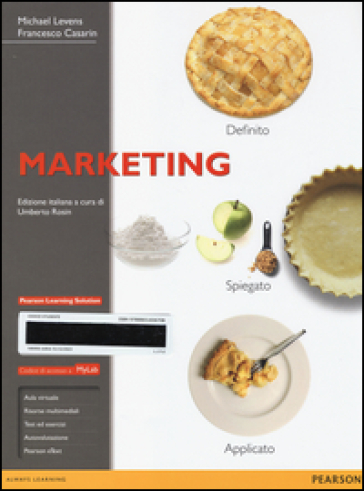 Marketing. Ediz. mylab. Con e-book. Con aggiornamento online - Michael Levens |