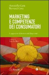 Marketing e competenze dei consumatori. L
