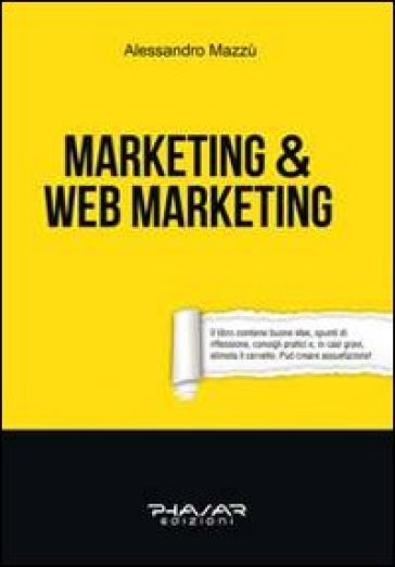 Marketing & web marketing - Alessandro Mazzù | Jonathanterrington.com