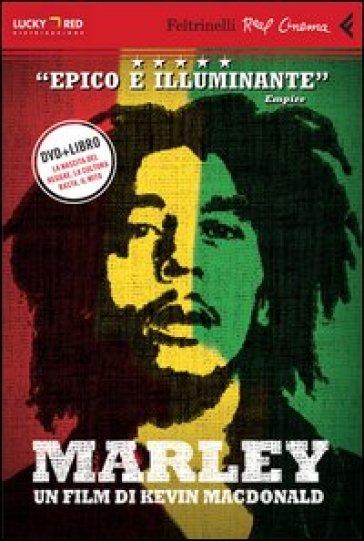 Marley. DVD. Con libro - Kevin MacDonald | Ericsfund.org