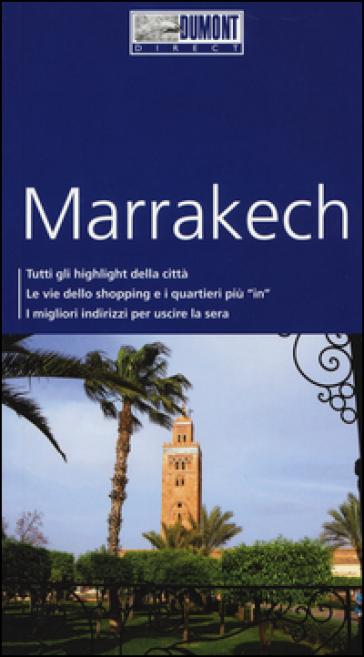 Marrakech. Con mappa - Hartmut Buchholz |
