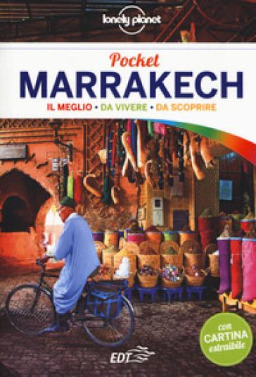 Marrakech. Con carta estraibile - Jessica Lee |