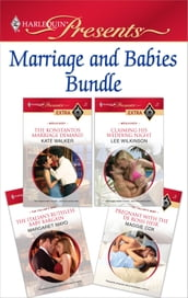 Marriage and Babies Bundle