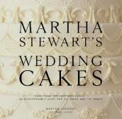 Martha Stewart s Wedding Cakes