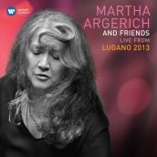 Martha argerich & friends live