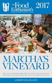 Martha s Vineyard - 2017: