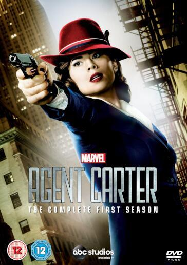 Marvel Agent Carter The First Season (DVD)