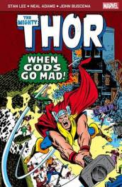 Marvel Pocketbook   The Mighty Thor: When Gods Go Mad