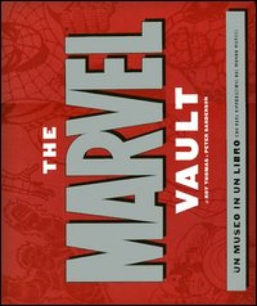 Marvel Vault (The) - Roy Thomas |