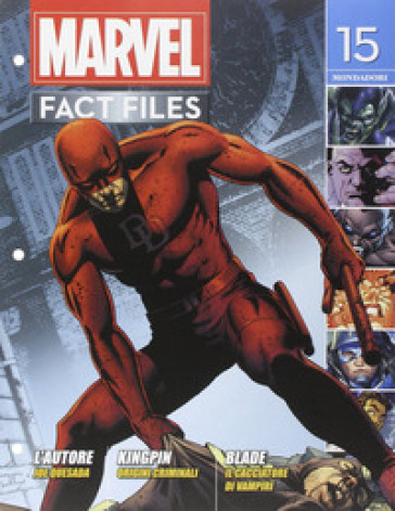 Marvel fact files. 16.