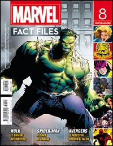 Marvel fact files. 5.