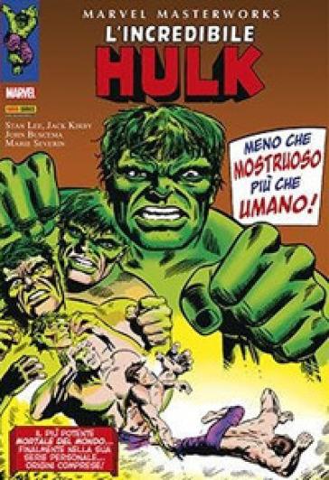 Marvel masterworks Hulk 3