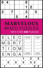 Marvelous Mixed Puzzles