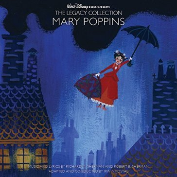 Mary poppins 3cd-
