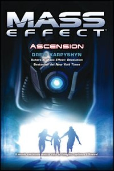 Mass effect. Ascension. 2.