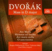 Mass in d-major/ave maria