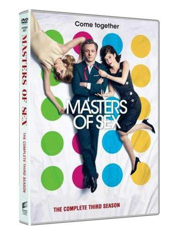 Masters Of Sex - Stagione 03 (4 Dvd)