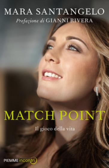Match Point. Il gioco della vita - Mara Santangelo   Rochesterscifianimecon.com