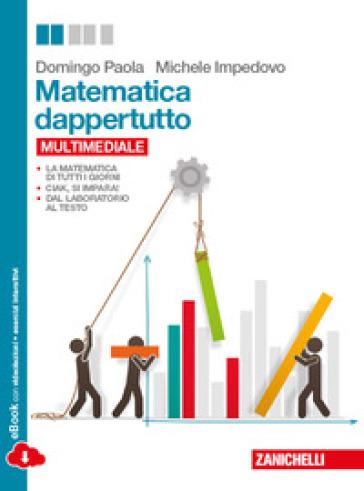 Matematica dappertutto. Per le Scuole superiori. Con espansione online - Paola Domingo |