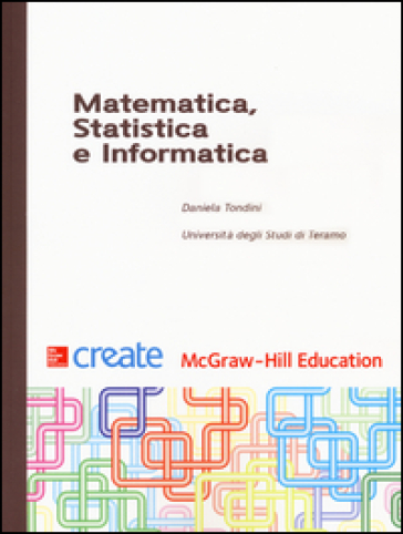Matematica, statistica e informatica - Daniela Tondini pdf epub