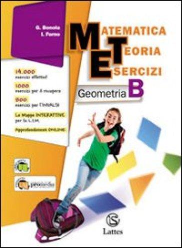 Matematica teoria esercizi. Geometria. Con espansione online. Per la Scuola media. 2. - G. Bonola | Rochesterscifianimecon.com