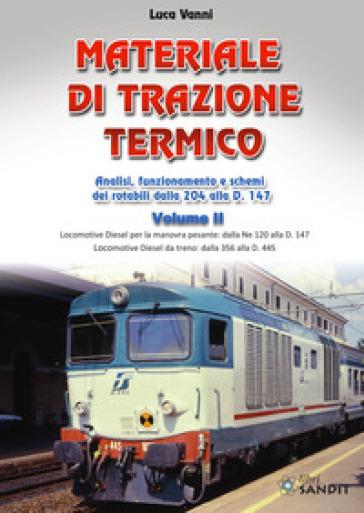 Materiale di trazione termico. 2. - Luca Vanni | Thecosgala.com