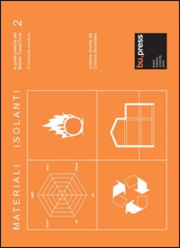 Materiali isolanti - Cristina Benedetti | Thecosgala.com