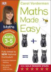 Maths Made Easy: Adding & Taking Away, Ages 3-5 (Preschool)