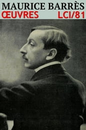 Maurice Barrès - Oeuvres