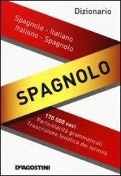 Maxi dizionario di spagnolo spagnolo italiano italiano for Traduzione da spagnolo a italiano