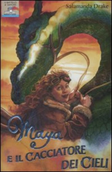 Maya e il cacciatore dei cieli - Salamanda Drake   Jonathanterrington.com