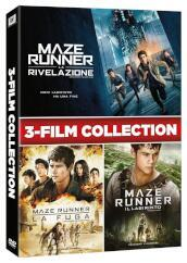 Maze Runner - 3 Film collection (3 DVD)