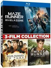 Maze Runner - 3 Film collection (3 Blu-Ray)