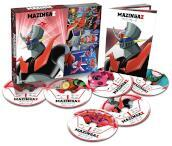 Mazinga Z - Box 01 Episodi 01-24 (6 DVD)(+booklet)