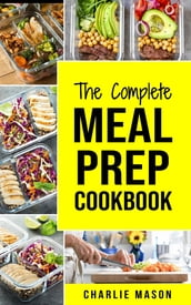 Meal Prep Cookbook Meal Prep Cookbook Recipe Book Meal Prep For Beginners Healthy Grab And Go Meals
